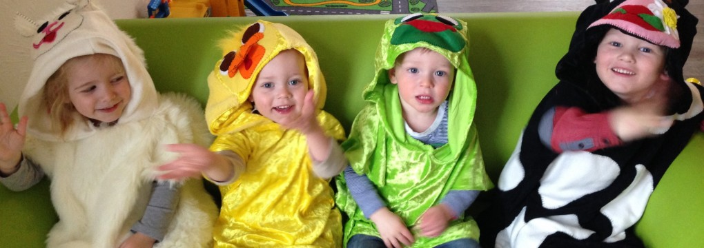 Kinderdagverblijf Het Boerderijtje Wijk en Aalburg